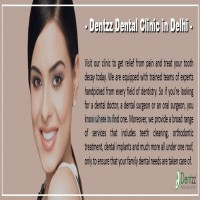 What does a top dental clinic in Delhi suggest